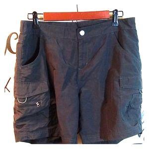 White Sierra Shorts